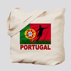 Portugal World Cup Soccer Tote Bag