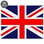 British Flag Puzzle