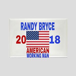 RANDY BRYCE 2018 Magnets