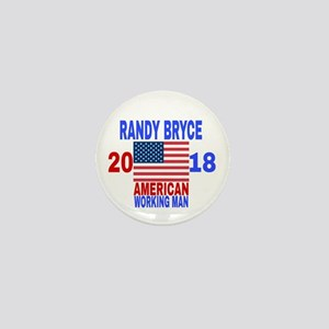 RANDY BRYCE 2018 Mini Button