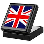British Flag Keepsake Box