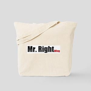 1mrright Tote Bag