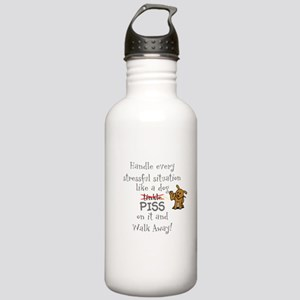 Piss on it! Stainless Water Bottle 1.0L