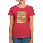 Flat Arizona Women's Dark T-Shirt