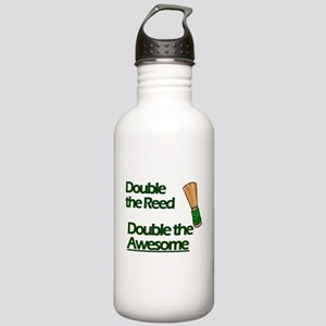 10 by 9.5 Stainless Water Bottle 1.0L