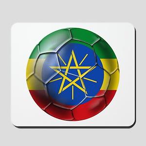 Ethiopia Football Mousepad