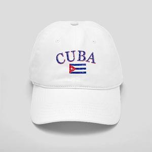 Cuba Football Cap
