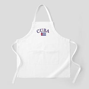Cuba Football Apron