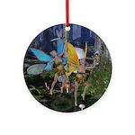 FairyDance Ornament (Round)