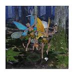 FairyDance Tile Coaster