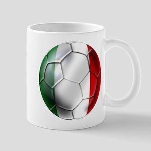 Italy Italia Football Mug