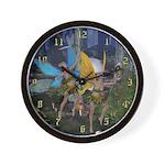 FairyDance Wall Clock