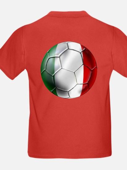 Italy Italia Football T