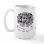 Liberalism? Phtoooi! Large Mug