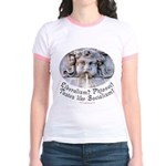 Liberalism? Phtoooi! Jr. Ringer T-Shirt
