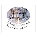 Liberalism? Phtoooi! Small Poster