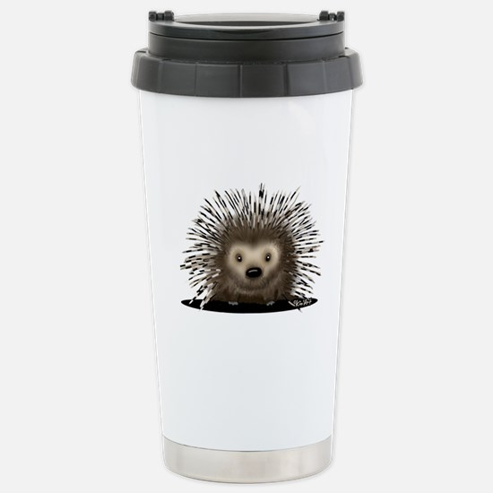 Porcupine Stainless Steel Travel Mug