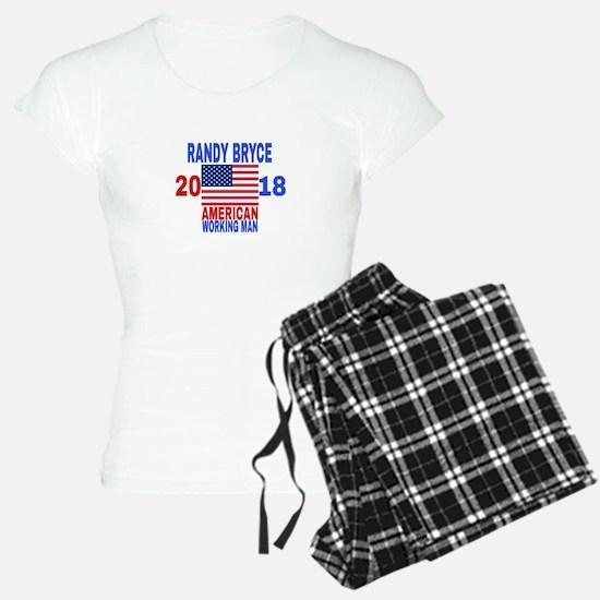 RANDY BRYCE 2018 Pajamas