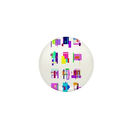 Different View Point Mini Button (100 pack)