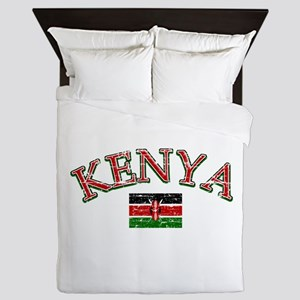 Kenya Football Queen Duvet