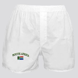 South Africa Football Boxer Shorts
