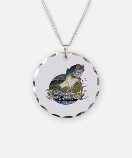Largemouth Bass Necklace