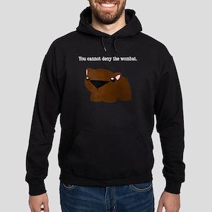 Wombat Hoodie (dark)