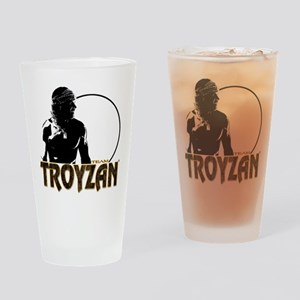 TEAM TROYZAN Drinking Glass