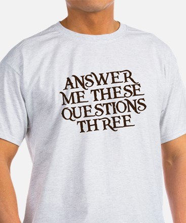questions three T-Shirt