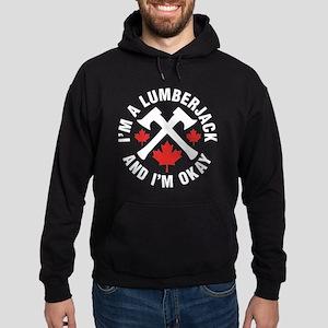 Lumberjack Hoodie (dark)