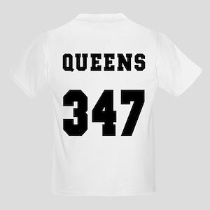 """""""QUEENS 347"""" Kids T-Shirt"""