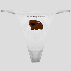 Wombat Classic Thong
