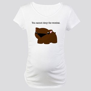 Wombat Maternity T-Shirt