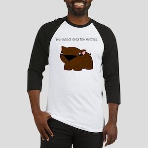 Wombat Baseball Jersey