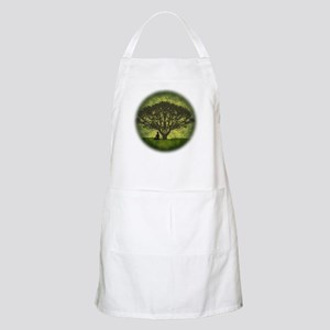 Buddha Under the Bodhi Tree Apron