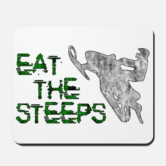 Eat The Steeps Mousepad