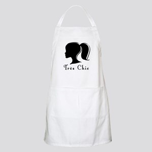 Tres Chic girl Apron