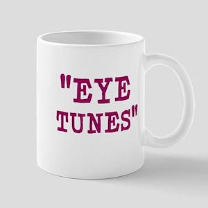Eye Tunes - Niall Horan Mug