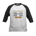 Bar Fight Kids Baseball Jersey