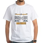 Bar Fight White T-Shirt