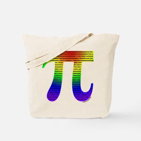 Evan's Pi #1 Tote Bag