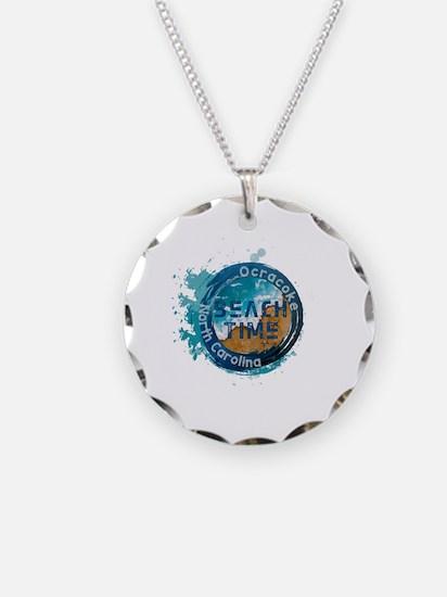 Cute Ocracoke Necklace