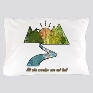 Wander Pillow Case