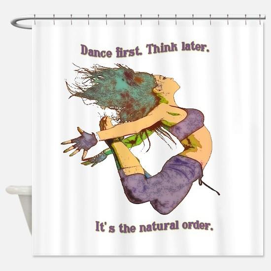 Dance Now Shower Curtain