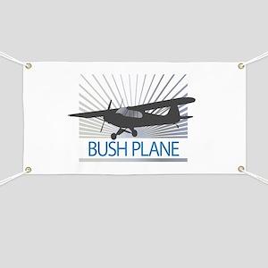 Aircraft Bush Plane Banner
