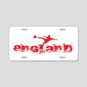 ENG4 Aluminum License Plate