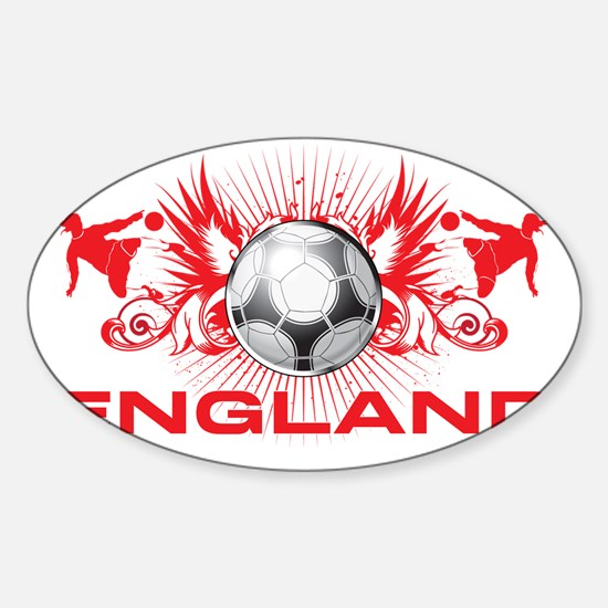 ENG6.png Sticker (Oval)