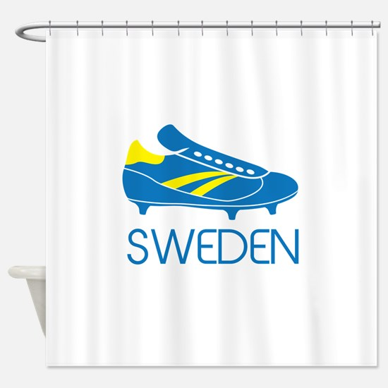 SWE2.png Shower Curtain