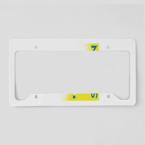 SWE3 License Plate Holder