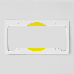 SWE4 License Plate Holder
